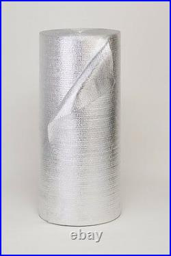 1000 sqft Commercial Carport White Reflective Foam Core 1/8' Insulation Barrier
