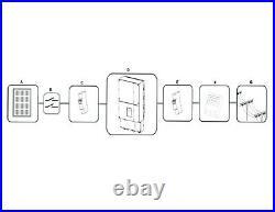 10kW Single Phase 240V Grid-Tie String Inverter with WiFi 10000 Watt UL1741SA