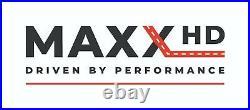 19.5 x6.75 White Steel 8 Lug Hub Pilot Commercial Trailer Wheel MHDSW195X675HW