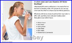 19 pcs Replacement Filter Set for our 6 Stage UV Reverse Osmosis System 100GPD