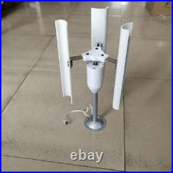 20W Vertical Axis Wind Power Turbine Experiment permanent Magnet Generator Home