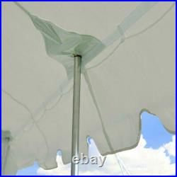 20x20 Pole Tent Weekender Event Party Canopy Waterproof 14 Oz Commercial Vinyl