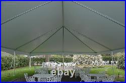 30'x40' Commercial Traditional Frame tent, complete Party Tent George Maser