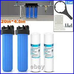 3Pack SimPure Water Filter Replacement Filter Under Counter Faucet Purifier QU3