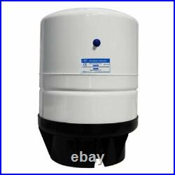 400 GPD Light Commercial RO Reverse Osmosis Water Filter System 11 gal Tank+Pump