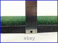 45 x 45 Duffer Commercial Golf Mat 1.25 thick no cheap white foam