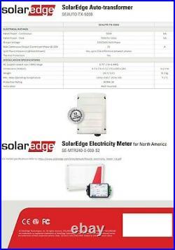 48V 5000W ES 120v 240V Solar Inverter 450V 100A Split Phase Kit + Transformer