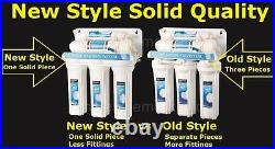 5 Stage Reverse Osmosis Drinking Water System RO Home Purifier 15 TOTAL FILTERS