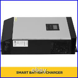 5KVA MPPT Off-Grid Pure Sine Wave Solar Inverter 87A AC Charger Multi-Function