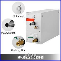 9KW Steam Generator Shower Sauna Bath Home Spa & KS-100 Controller Humidifier