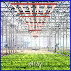AGLEX M320 LED Grow Light 6Bars Full Spectrum for Commercial Indoor Plants