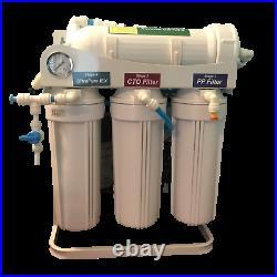 Alkaline RO Water Filter/500 GPD 9 Stage Tankless RO/Alkaline Water Ionizer