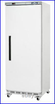 Arctic Air AWF25 25cf 1-Door WHITE Commercial Reach-In Freezer NEW with WARRANTY