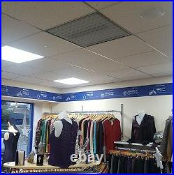 BN Thermic SCHG-30 3KW Ceiling Grid Heater / Heating Commercial Unit Shops Etc