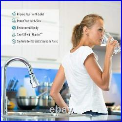 Bluonics 12-PK 10 x 4.5 (5 Micron) Sediment Whole House Water Filters Iron Rust