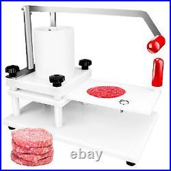 Commercial Burger Press Commercial Hamburger Patty Maker 5.1-Inch Burger Machine
