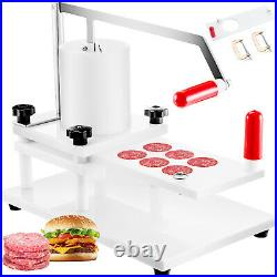 Commercial Burger Press Hamburger Patty Maker 55mm6 Mould Stick BBQ Meat Grill