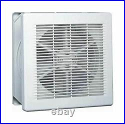 Commercial Extractor Fan 12 with Wall Kit Large Industrial Kitchen White
