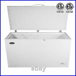 Commercial Top Chest Freezer Atosa 9.6 Cu. Ft Deep Ice Cream Freezer MWF9010