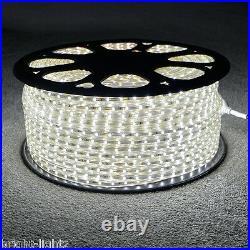 Cool White LED Strip 220V 240V IP67 Waterproof 3528 SMD Commercial Lights Rope