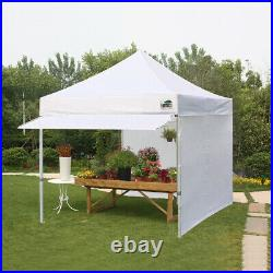 Eurmax 10 x 10 Pop up Canopy Commercial Tent Outdoor Party Canopies