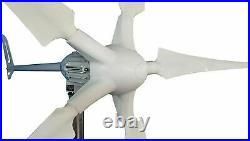 I-1000W 24V or 48V Windgenerator iSTA-BREEZE CARBONE FIBER BLADES