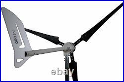 I-1500W 24V/48V Wind Generator Turbine iSTA-BREEZE- HIGH PERFORMANCE