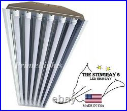 LED High Bay Light 132W Warehouse, Shop, Commercial STINGRAY 6 XL Fixture NEW
