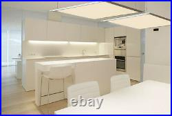 LED Panel Suspended Hanging Ceiling Light Office or Home Commercial Warehouse