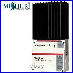 Morningstar TriStar TS-60 12/24/48 Volt 60 Amp PWM Charge Controller