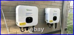 NEW UL LISTED 6kW MIN-6000-TL-X Grid-Tie Inverter Growatt 120/240 FREE SHIP