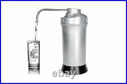 Naturopaths Choice MinWell+ Hyrogen Alkaline Water Filter-Ionizer adds minerals