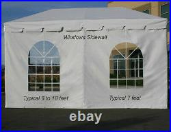 New 40'x100' Commercial, Frame, Party, wedding, Tent George Maser