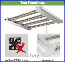 Phlizon Pro 2000W LED Grow Light Full Spectrum Commercial LED Grow Lights 4x4ft