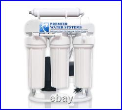 Premier 400 GPD Light Commercial Reverse Osmosis Water Filtration System USA