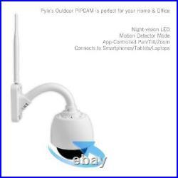 Pyle PIPCAMHD45 HD 960p Commercial Weatherproof Outdoor Wireless IP Security