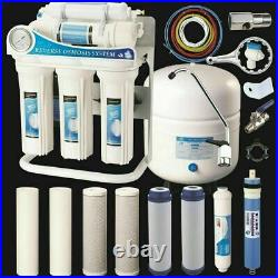 Reverse Osmosis Drinking Water System RO Home Purifier with STAND & EXTRA FILTERS