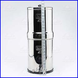 Royal Berkey Water Purification System with New 2 Black Filters