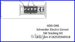 Schneider, Inverter/Charger, Conext, SW, 4000 Watt, 24Vdc, 120/240Vac, RNW8654024