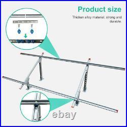 Solar Tilt Mount Brackets Complete Solar Panel Adjustable Mounting Brackets Kit