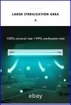Ultraviolet UVC Air Scrubber Disinfection Sterilization Restore Air Commercial