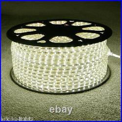 Warm White LED Strip 220V 240V IP67 Waterproof 3528 SMD Commercial Rope Lights