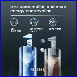 Waterdrop Tankless Reverse Osmosis Water Filtration System, 400 GPD, Reduces TDS