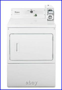 Whirlpool Coin-Op Single Electric Dryer CEM2743BQ